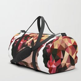 Frida in low poly Duffle Bag