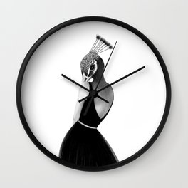 Co-co Cocktail Wall Clock