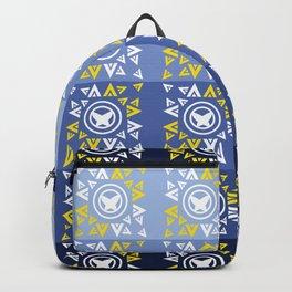Geometric pattern 6 Backpack