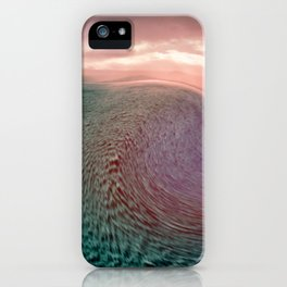 Tidal Wave iPhone Case