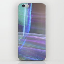At The Deepest Level Of Abstraction iPhone Skin