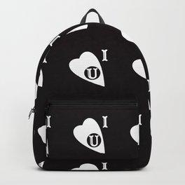 Ouija Love - Blacck Backpack