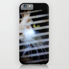 Nostalgie féline iPhone 6 Slim Case