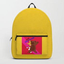 aaand Jazz Hands! Backpack