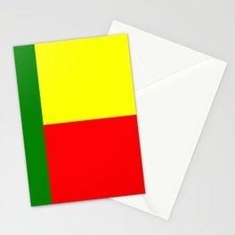 Flag of Benin Stationery Cards