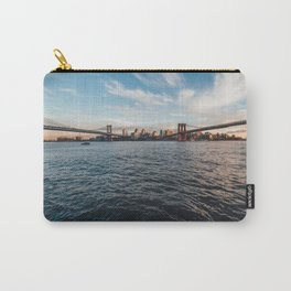 Two bridges — one story Carry-All Pouch