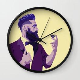 Fernet Branca new age Wall Clock