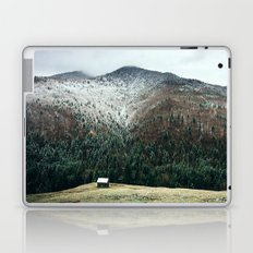 Cabin in the woods Laptop & iPad Skin