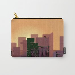 Sunset over San Francisco Carry-All Pouch