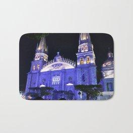 Catedral Guadalajara Bath Mat