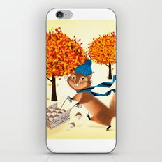 Acorn Industrialist iPhone & iPod Skin