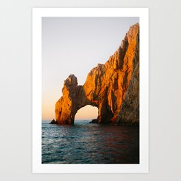 El Arco de Cabo San Lucas Art Print