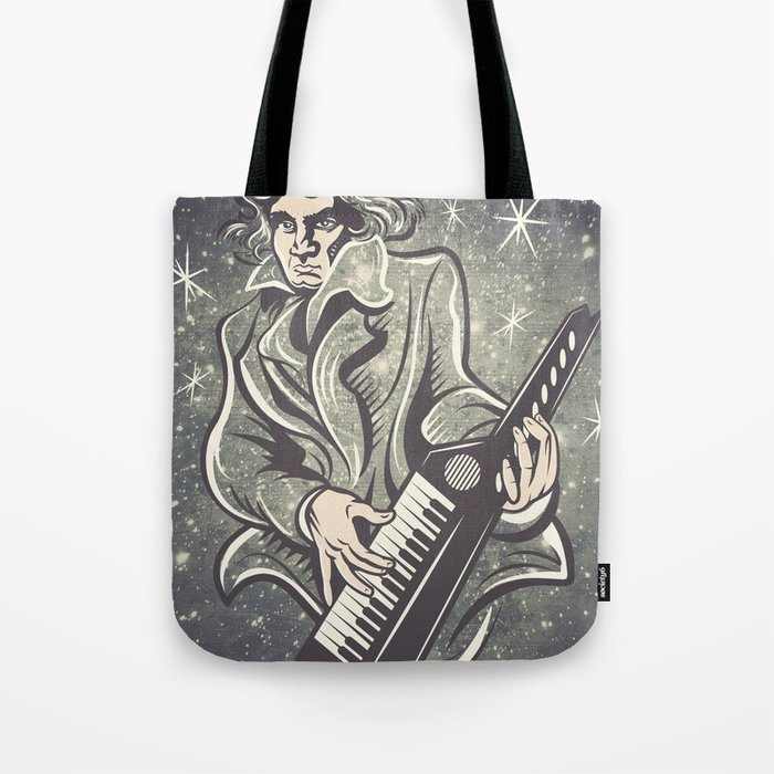 A change of tempo Tote Bag