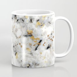 Classic Marble with Gold Specks Coffee Mug