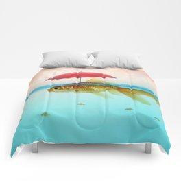 Under Cover Goldfish Comforters