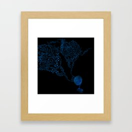 As The Music Plays Framed Art Print