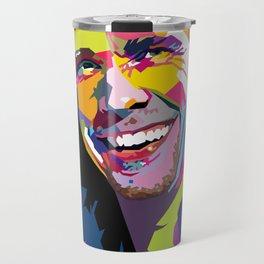 Myles Kennedy Smile WPAP Travel Mug