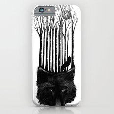 Wolf Barcode iPhone 6s Slim Case