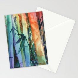 Kauai Rainbow Bamboo 2 Stationery Cards