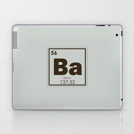 Barium chemical element Laptop & iPad Skin