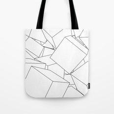 Cuberic Tote Bag