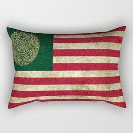MEXICAN AMERICAN - 030 Rectangular Pillow