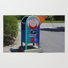 Captiva Island Mailbox- horizontal Rug
