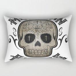 Mexican Riders Rectangular Pillow