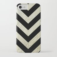 decal iPhone & iPod Cases featuring Bold by Charlene McCoy
