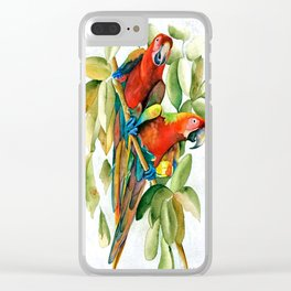 Mates for Life Clear iPhone Case