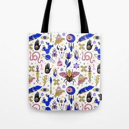 Magic pattern no1 Tote Bag