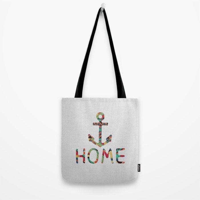 you make me home Tote Bag