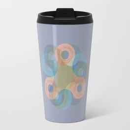 Spinner - Cyan Travel Mug