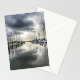Titusville Municipal Marina Stationery Cards