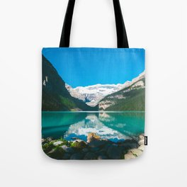 Lake Louise, Alberta Tote Bag