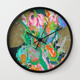 Remote conservatory Wall Clock