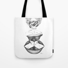 Insecurity: Golden Hour Tote Bag