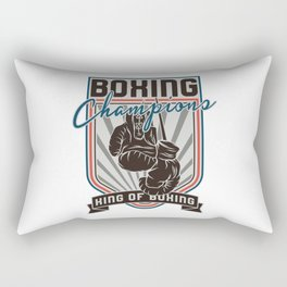 Sports - Heavyweight - Boxing Champions Rectangular Pillow