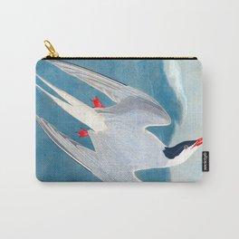 Arctic Tern Bird Carry-All Pouch