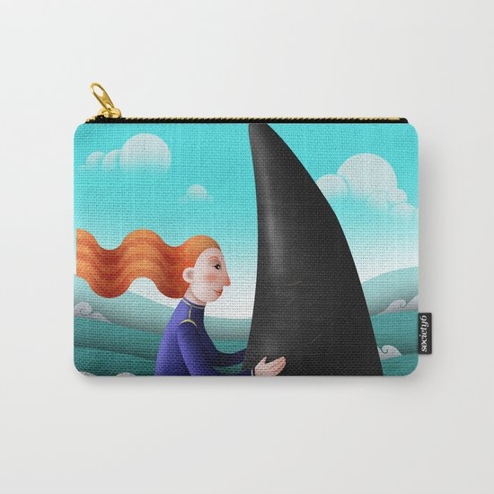 Feeling of freedom Carry-All Pouch