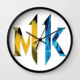MK Wall Clock