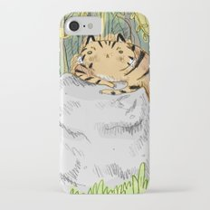 Lazy Tiger Slim Case iPhone 7