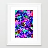 sound Framed Art Prints featuring Sound by KRArtwork
