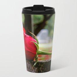 Cemetery rose Travel Mug