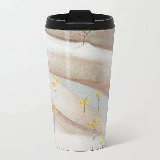 Spring Fever II Metal Travel Mug