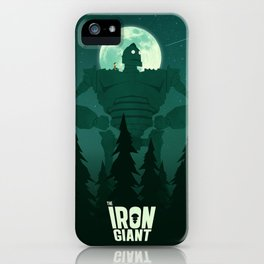The Iron Giant - You Are Who You chose to be iPhone Case