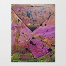 piramide Canvas Print