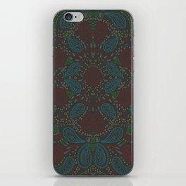 crazy patterns iPhone Skin