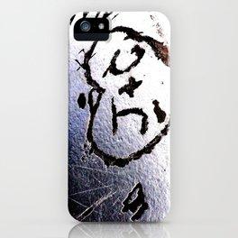 Graffiti he(art) iPhone Case
