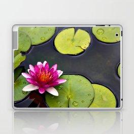 Pink Lily at Jeju Island Laptop & iPad Skin